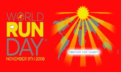 World run Day 2007